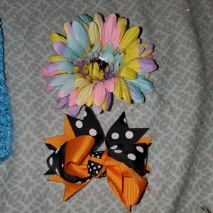 Accessories - headbands & clips hair girls accessories bows new